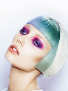 Schwarzkopf Professional Essential Looks Spring/Summer 2015 | See the entire #hair #collection at SalonMagazine.ca