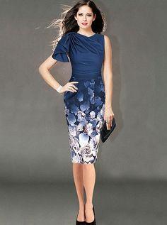 Gender: Women Dresses Length: Knee-Length Model Number: Women Work Office Summer Dress 2017 Season: Summer Sleeve Length: Sleeveless Sleeve Style: Regular Material: Polyester,Chiffon,Cotton Brand Name