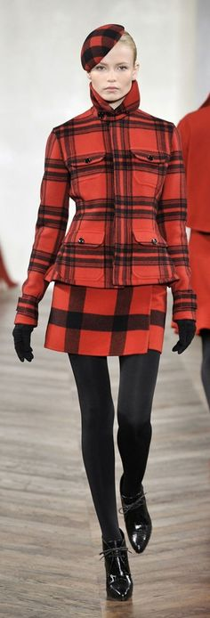 Ralph Lauren, Autumn/Winter 2008, Ready to Wear