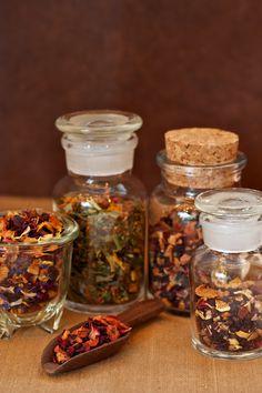 9つの香りのフルーツティー Nine aromas of fruit tea