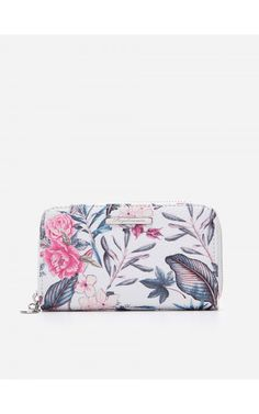 Květovaná peněženka, Peněženky, vícebarevná, HOUSE Zip Around Wallet, House, Bags, Purses, Haus, Totes, Lv Bags, Hand Bags, Homes