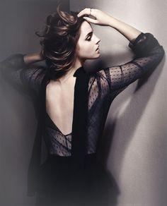 Emma Watson - GQ UK October 2013 photoshoot outtake