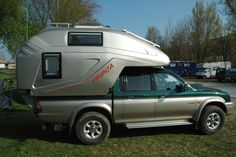 1 campers etc Truck House, Camper Sales, Bed Tent, Retro Campers, Kabine, Van Living, Truck Camping, Campers For Sale, Sprinter Van