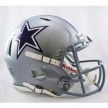 Riddell Dallas Cowboys Revolution Speed Helmets