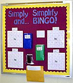 The BEST site for Interactive Bulletin Boards - upper elementary & middle math