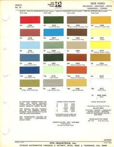 Paint chips highlands and cgi on pinterest for Ppg paint coupons