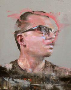 Repaso la última obra del joven pintor francésLou Ros.              — Lou Ros  Lou Ros en ARTNAU