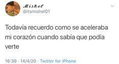 Tweet Quotes, Mood Quotes, Life Quotes, Ex Amor, Quotes En Espanol, Tumblr Love, Love Phrases, Sad Day, Sad Love