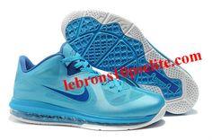 "Nike Zoom LeBron 9 Low ""Summit Lake Hornets"""