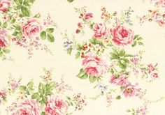 Lecien Corporation | Floral Collection Rocco & Sweet