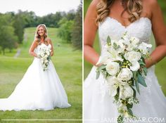 Thursday, October 26, 2017 A Beautiful Summer Wedding! My wedding day was better than I could've imagined. We had great weather for it being the beginning of August, and most everything went off without a hitch! As everyone says, it went by way too fast though! My visit was so wonderful. My consultant, Courtney, really …