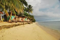 Beachside Houses in Samoa – The Beach Fale