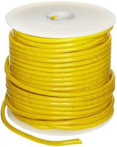21 best home electrical wire images on pinterest wire cord and cheap copper wire small parts commercial copper wire bright yellow 12 awg diameter lbuy at best prices on besprod greentooth Choice Image