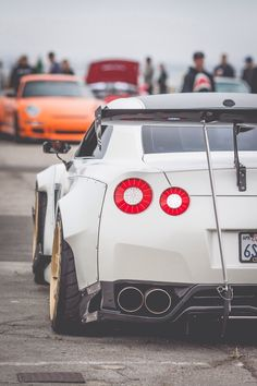 Liberty Walk | GTR... Visit us at www.rvinyl.com to see 100s of great #Tuner Accessories and get the #JDM look.