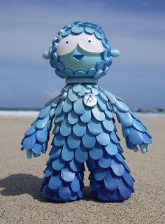 Image of Arctic Ocean Guardian Sculpture SOLD
