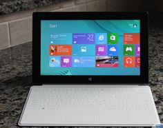 Review : Microsoft Surface Windows RT - The Technology Zone