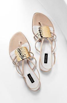 Sandals by Escada