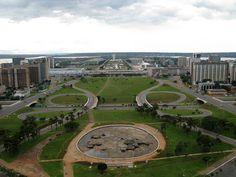Brazil 2008 Trip > Brasilia > Panoramic  photo credit: Alex Vandoros