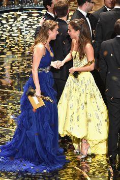 18 BTS Oscars Fashion Moments So Pretty, They'll Floor You