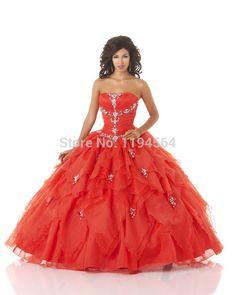 7d4296133d06 14 Best Prom & Quinceañera images | Pageant gowns, Pagent dresses ...