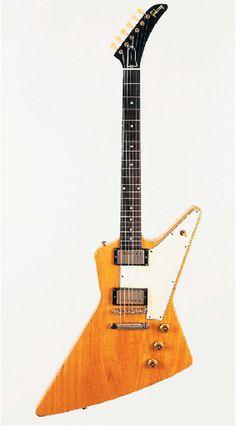 Eric Clapton | '58 Gibson Explorer.