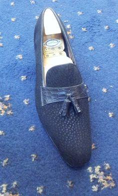 George Cleverley Bespoke Loafer