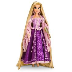 Exclusive Limited-Edition Deluxe Tangled Rapunzel Doll 17'' 2011 5000