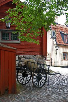 Stockholm Skansen Street 465 | Flickr - Photo Sharing!