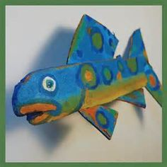 colorful fish paintings - Saferbrowser Yahoo Image Search Results