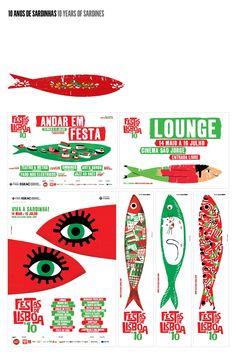 Risultati immagini per lisboa exposição sardinhando Fish Design, Editorial Layout, Fish Art, Branding Design, Arts And Crafts, Graphic Design, Creative, Illustration Animals, Inspiration