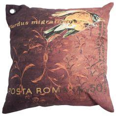 #Kudde Postaromana #cushion #oddbirds