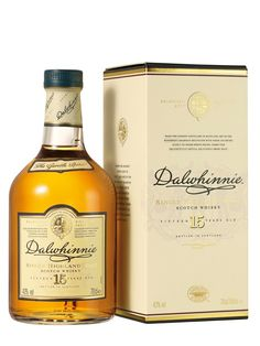 Dalwhinnie15 years old single malt