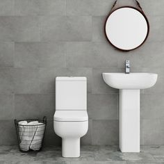 Suitable for walls or floors, the Savona Grey Porcelain Tile features a sleek, stylish finish. Supplied in boxes of 7. Now at Victorian Plumbing.co.uk.