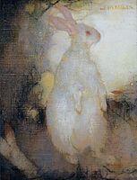 Jan Mankes - Wikipedia, the free encyclopedia, White Rabbit 1910