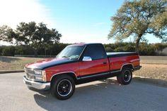 1990 Chevy Silverado - LMC Trucklife #yourtruckyourstory #lmctruck #lmctrucklife #Chevy #Chevytruck