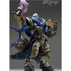 World of Warcraft the Riding Wolf Action Figure