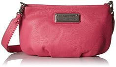 Women's Cross-Body Handbags - Marc by Marc Jacobs New Q Percy Cross Body Bag Bright Rosa One Size >>> Be sure to check out this awesome product.