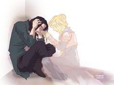 Did you mourn? by johanirae.deviantart.com on @deviantART <<--WHAT MAKES YOU THINK IT'S OKAY TO SMASH MY HEART LIKE THIS :'(