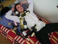 I LOVE wine !