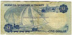 Bermuda Dollar   Bermudan collection of notes....