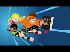 I love finding Scripture Songs - best way for kids to memorize scriptures. God Rocks! is my other favorite Scripture Song group.  2 Corinthians 5:17 (A New Creation) - YouTube