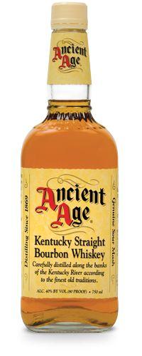 Ancient Age   Buffalo Trace Distillery ... Yummm, a best buy!