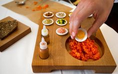 Got to get on this line...Eleven Madison Park Adding History in 4-Hour Meal - NYTimes.com