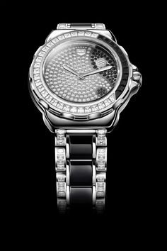 The TAG Heuer FORMULA 1 Lady Yin Yang Watch