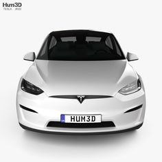 Tesla Model X 2021 3D model - Vehicles on Hum3D Car 3d Model, Stl File Format, Tesla Model X, Car Engine, Plaid, Models, Vehicles, Gingham, Templates