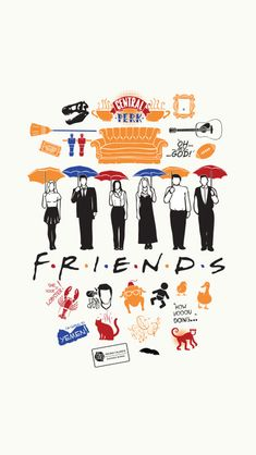friends and himym Tv: Friends, Friends Tv Quotes, Friends Poster, Friends Episodes, Friends Cast, Friends Moments, Friends Series, Friends Image, Friend Memes