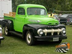 Mercury pick-up,