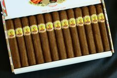 Bolivar Royal Corona - POL SEP 10 - HQ Box B Price SOLD includes delivery Reply to this post first then email Lisa Cigar Men, Cuban Cigars, Cigar Smoking, Havana Cuba, Smoke, Luxury, Awesome, Box, Cigars