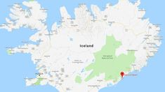 Diamond Beach is located on the south-east corner of Iceland