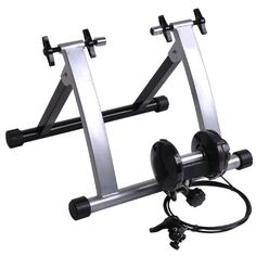 Indoor Cycling Stationary Mag Resistance #Bicycle #Trainer - #Exercise and #Fitness